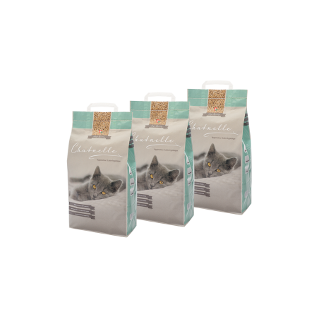 3er-Pack Monats-Abo Chatnelle Hygienestreu