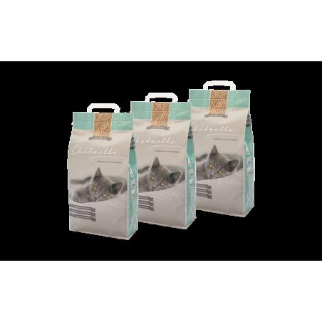 3er-Pack 2-Monats-Abo Chatnelle Hygienestreu