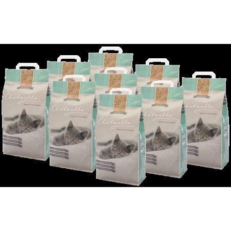 9er-Pack 3-Monats-Abo Chatnelle Hygienestreu